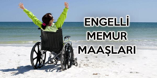 Engelli Devlet Memuru Ne Kadar Maaş Alır