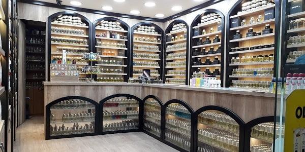 Açık Parfüm Dükkanı Nereye Açılmalı